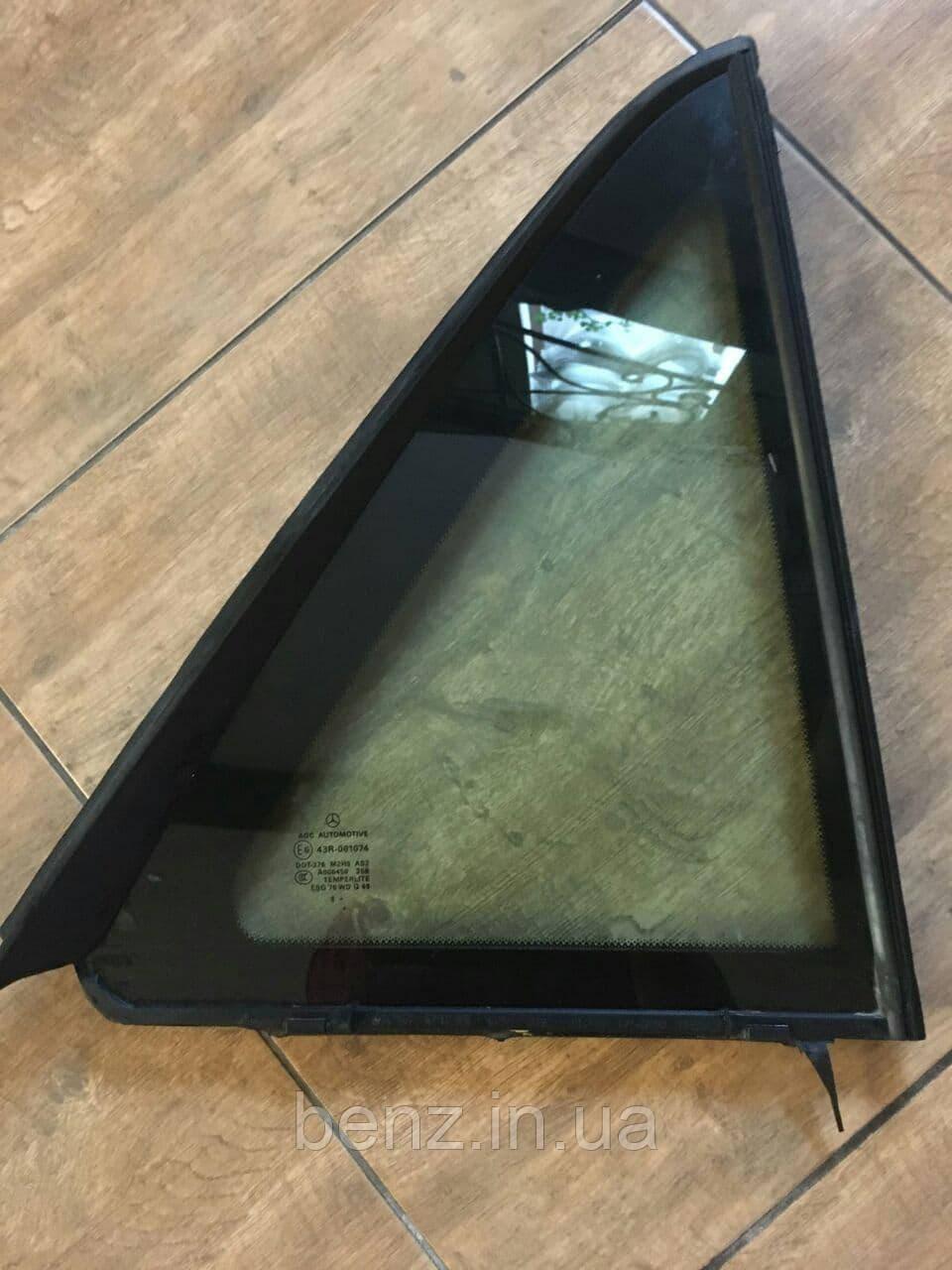 Окно неоткрывающееся R Мерседес W166 A1667301455