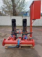 Насосные  станции пожаротушения Hydroo Bombas Ideal (Испания)