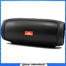 Портативная колонка JBL CHARGE 4 черная - беспроводная Bluetooth колонка + Power Bank (Реплика), фото 3
