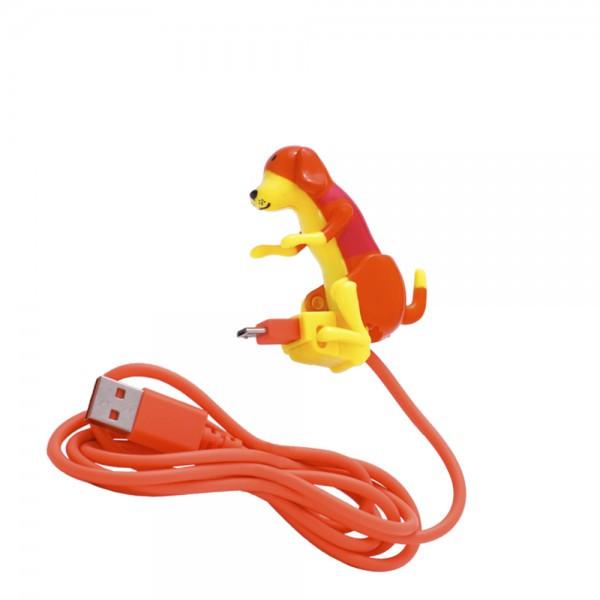 Dog Type C USB Cable (1m) orange