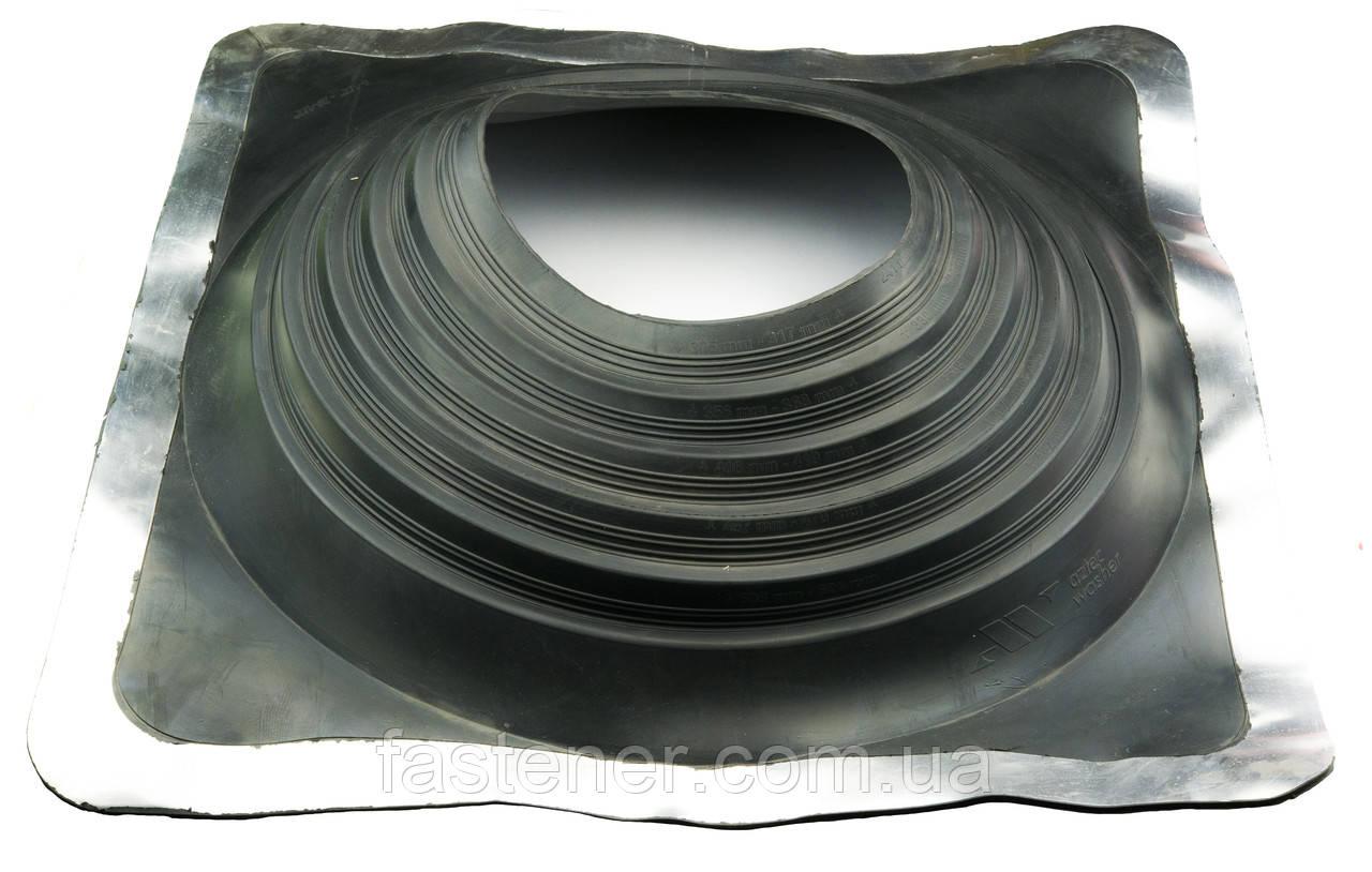 Манжета MF9, MASTERFLASH, чорний, США