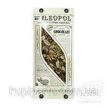 """Шоколад молочний """"Leopol"""" з горіхами 95g"""