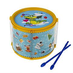 Барабан дитячий, великий Colorplast 1-004