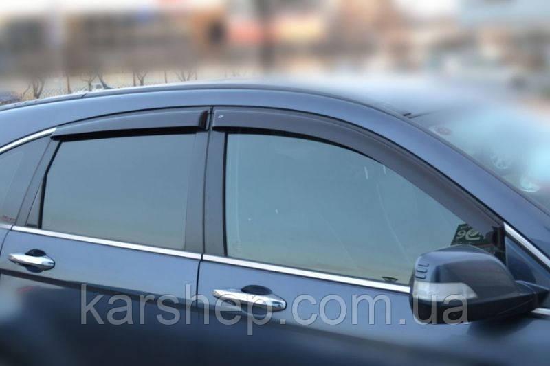 Ветровики на Honda CR-V III 2007-2011