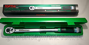 """Ключ динамометрический 1/2""""x535mm(L)  40-210Nm  TOPTUL ANAF1621"""