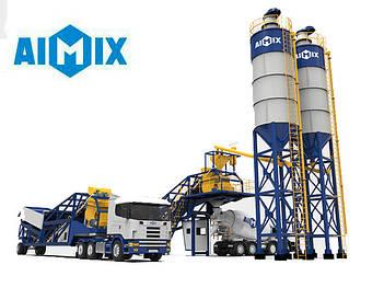 Бетонные заводы Aimix