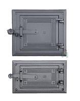 Чугунные дверцы для камина DPK5/1