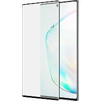 Защитное стекло 3D PowerPlant для Samsung Galaxy Note 10 Plus, Black