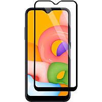 Защитное стекло Full screen PowerPlant для Samsung Galaxy A01 2020 (A015F)
