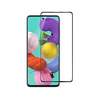 Защитное стекло Full screen PowerPlant для Samsung Galaxy A51 2020