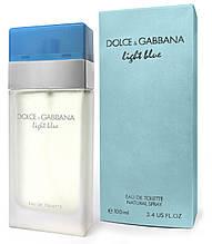 Парфюмированная вода женская Dolce & Gabbana Light Blue , 100 мл.