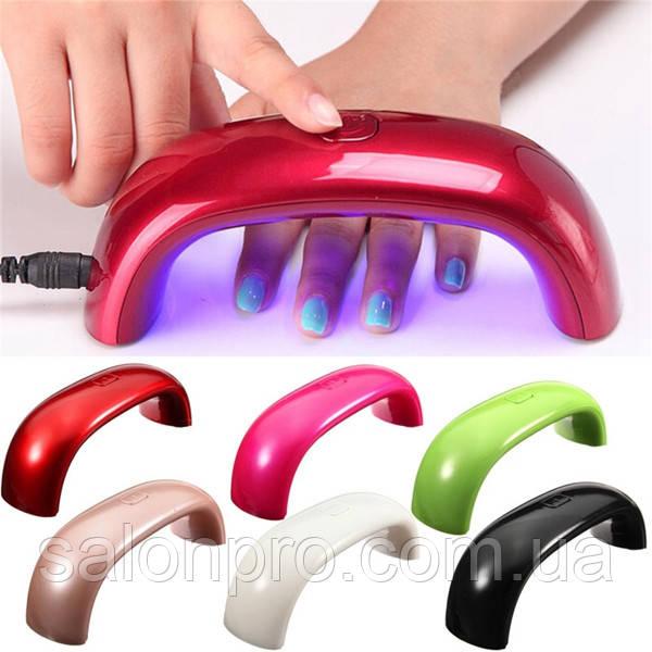Лампа для наращивания ногтей инструкция