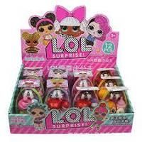 Кукла лол LOL surprise набор 12 штук