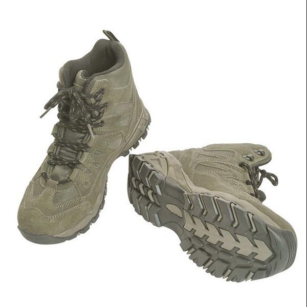 Ботинки тактические Mil-Tec TROOPER 5 INCH олива