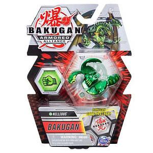 Бакуган Ниллиус Вентус (Nillious) Bakugan Armored Alliance Spin Master