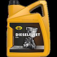Моторное масло KROON OIL 31320 Dieselfleet CD + 15W-40 5 литров