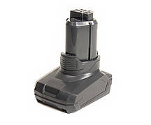 Аккумулятор PowerPlant для шуруповертов и электроинструментов AEG GD-RID-12 12V 3Ah Li-Ion (L1215)