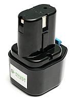 Аккумулятор PowerPlant для шуруповертов и электроинструментов HITACHI GD-HIT-7.2 7.2V 2Ah NICD