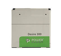 Аккумулятор PowerPlant HTC Desire 300 (BP6A100) 1700mAh