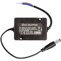 Блок живлення для камер видеонаболюдения (зарядний пристрій) PowerPlant 12V 1A