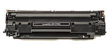 Картридж PowerPlant HP LJ Pro M125/127/201 (CF283A) (с чипом)