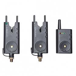 Набір сигналізаторів Brain Wireless Bite Alarm B-1 2+1 (1858.42.24)