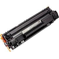 Картридж PowerPlant HP LJ P1007/Pro M1136 (CC388A) (с чипом)