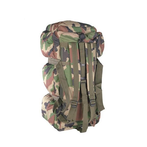 Рюкзак Mil-tec 98 л камуфляж французской армии