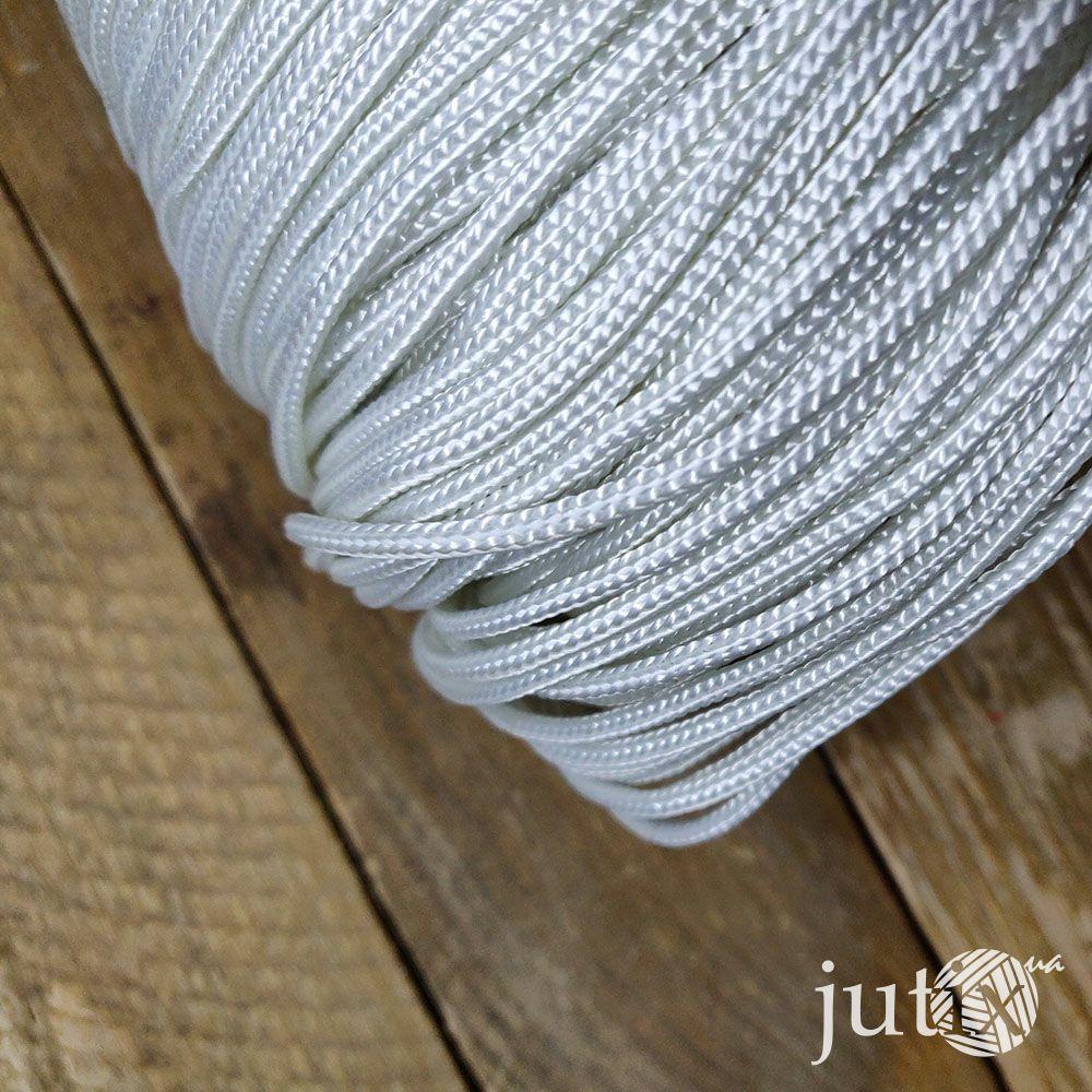 Шнур плетеный (полиэстер) 3 мм - 200 метров