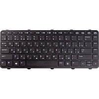 Клавиатура для ноутбука HP ProBook 430 G1 черный, черный фрейм