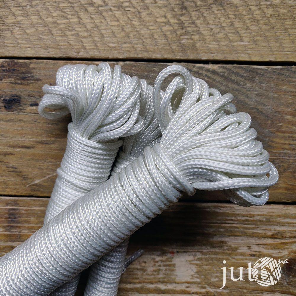 Шнур плетеный (полиэстер) 3 мм - 20 метров