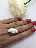 Комплект серебряных украшений Галька от Ирида-В, фото 4