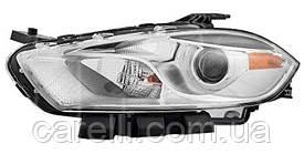 Фара левая хром для Dodge DART 2012-16