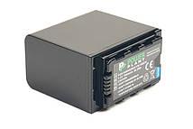 Аккумулятор PowerPlant Panasonic VW-VBD78 7800mAh