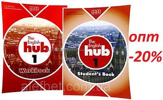 Английский язык / English Hub / Student's+Workbook. Учебник+Тетрадь (комплект), 1 / MM Publications