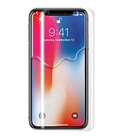 Защитное стекло PowerPlant для Apple iPhone 7/8 (жидкий клей + УФ лампа)