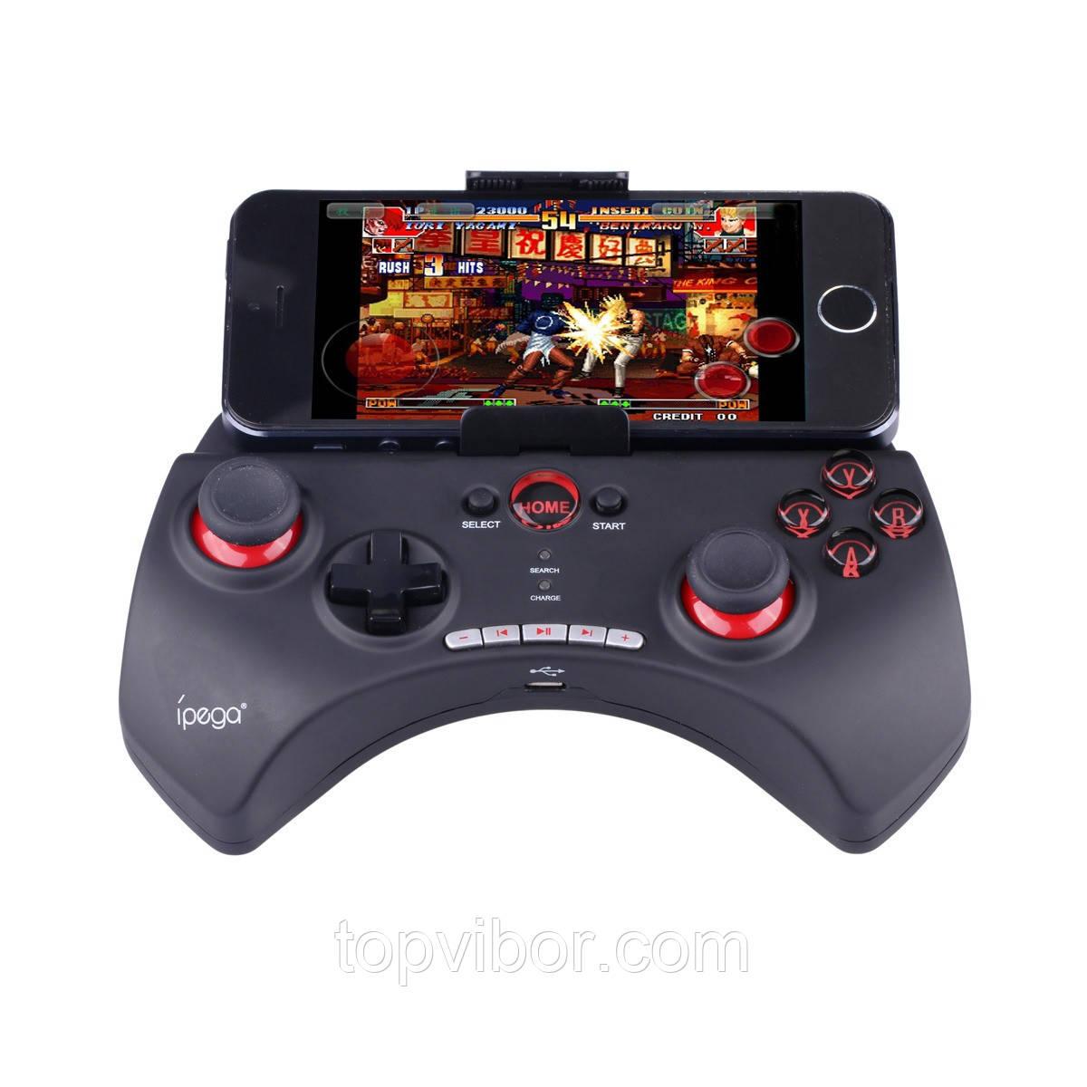 Джойстик для пк и телефона Ipega PG-9025, беспроводной геймпад для пубг | джойстик для телефону
