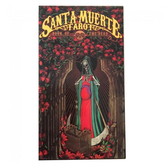Таро Святой Смерти - Santa Muerte Tarot , ( ukraine )