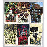 Таро Святой Смерти - Santa Muerte Tarot , ( ukraine ), фото 3