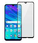 Защитное стекло Trusty Full glue Huawei P Smart Plus 2019 Black