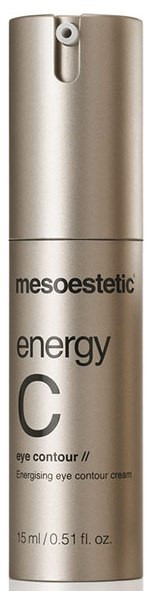 Energy С Eye Contour - Энергетический крем с витамином С для кожи вокруг глаз 15 мл. Mesoestetic