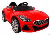Электромобиль детский AA6 с пультом управления красный (9324)