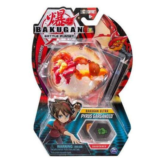 Bakugan.Battle planet бакуган: ультра Пайрус Гарганоид (Pyrus Garganoid)