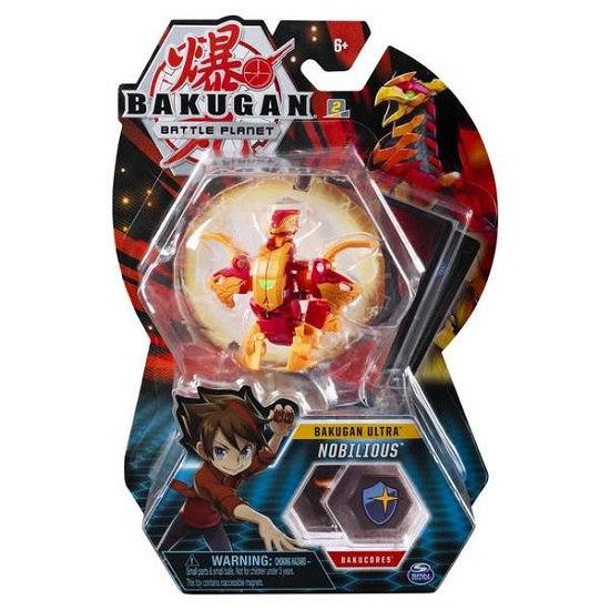 Bakugan.Battle planet бакуган: ультра Нобилиус (Nobilious)