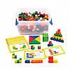 """Большой набор для класса """"Соединительные кубики"""" EDX Education, фото 6"""
