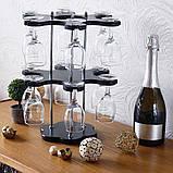 Набор для вина на 12 рюмок-Барокко Гранд Презент SS09183, фото 3