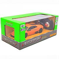 Машинка ігрова автопром на радіокеруванні Lamborghini LP670 жовтий (8820), фото 3
