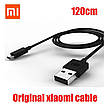 Кабель Data  Micro USB Xiaomi Fast 2A 1.2m Original (22538opti), фото 4