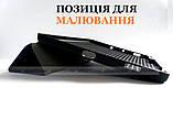 Чорний чохол з нішею під S Pen для Samsung Galaxy Tab S6 Lite 10.4 P610 P615, фото 8