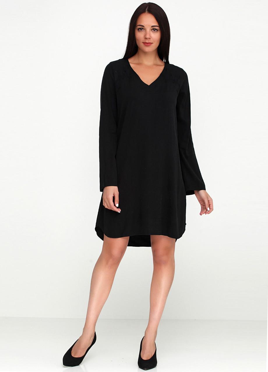 Платье женское Maison Scotch цвет черный размер 1 арт 102249-16-FWLM-E88